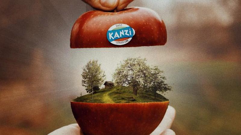 Instagram –Kampagne für Apfelmarke